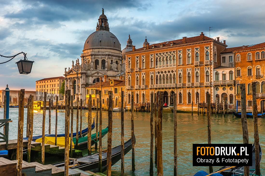 Wenecja - Obrazy na ścianę i fototapety na wymiar