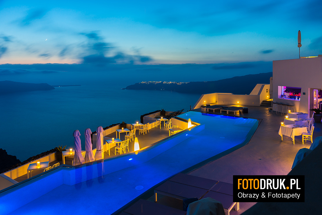 Santorini - Obrazy & Fototapety