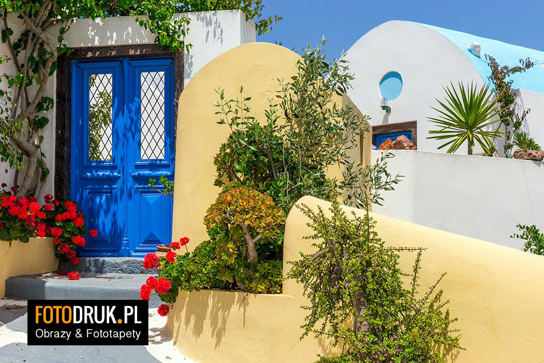 Santorini - Obrazy, Fototapety, Wydruki