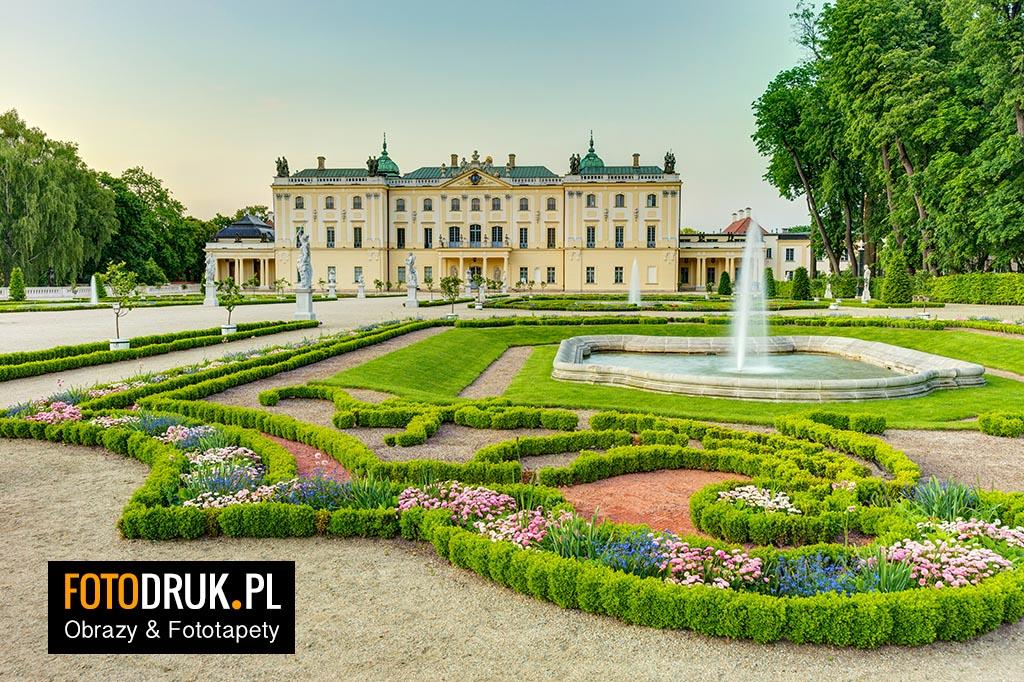 Białystok - Pałac Branickich