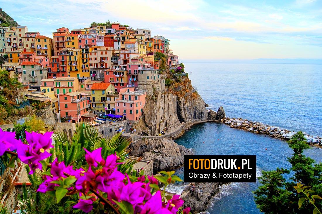 Cinque Terre - Wakacje we Włoszech