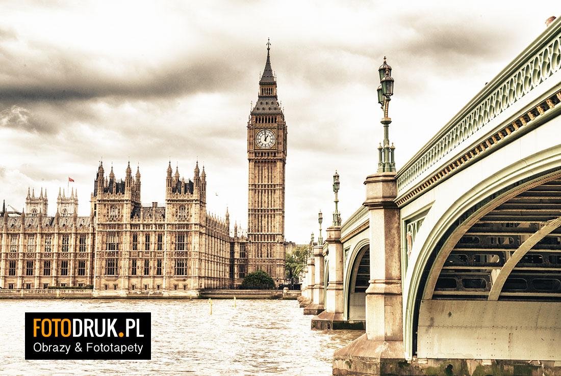 Londyn - Obrazy i fototapety