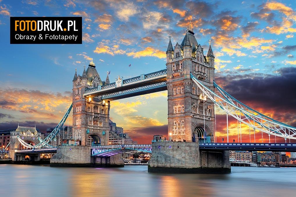 Londyn - Wakacje w Anglii - Obrazy i zdjęcia na płótnie