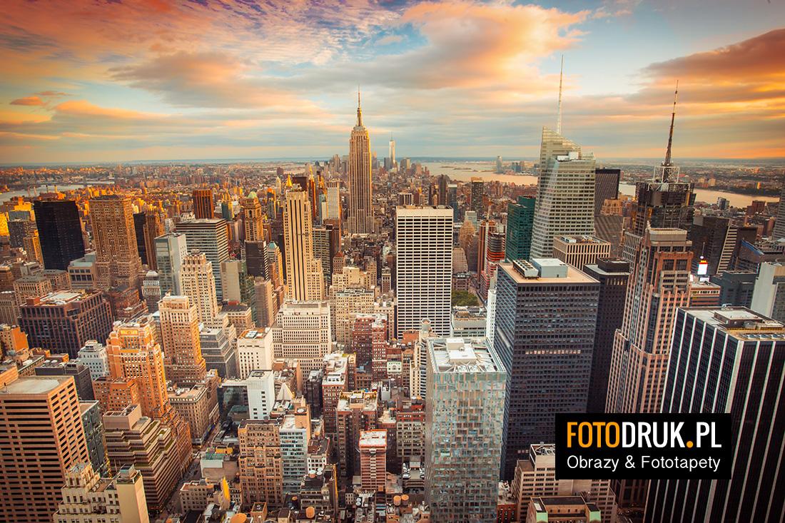Nowy Jork - Obrazy na ścianę i fototapety na wymiar