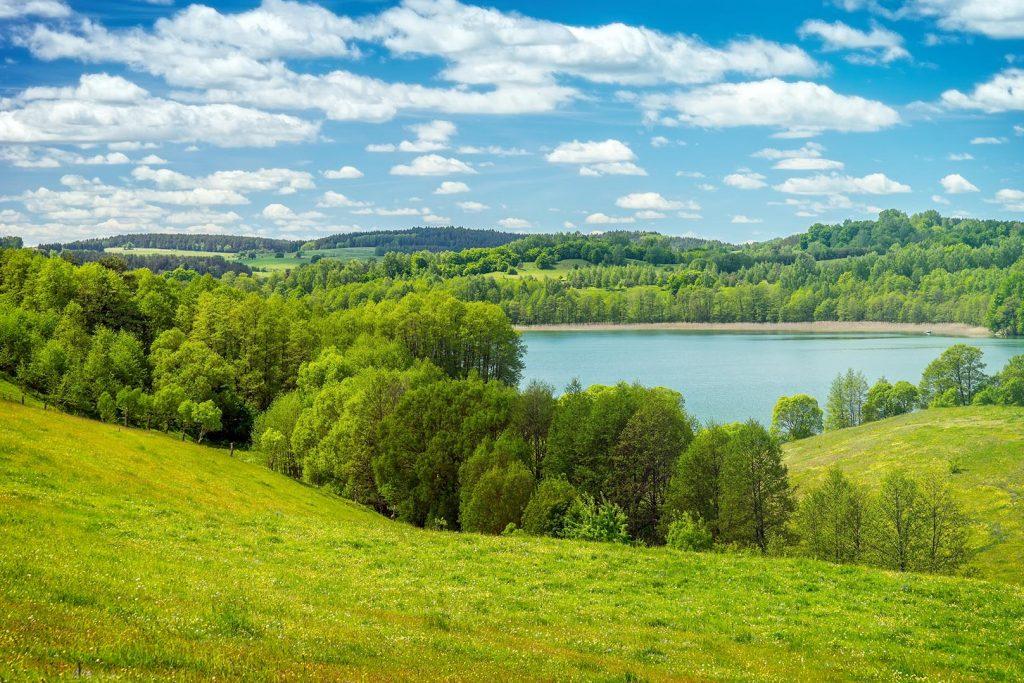 Polskie krajobrazy, Suwalszczyzna